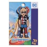 DC Superhero Girls Harley Quinn Pin