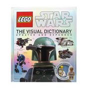LEGO Star Wars Updated and Expanded Hardcover Visual Dictionary