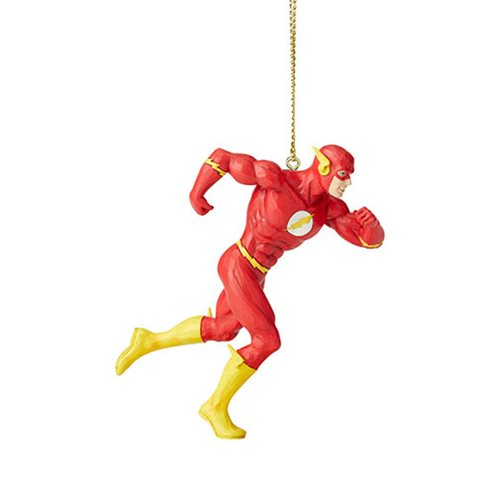 DC Comics Flash Silver Age Ornament by Jim Shore