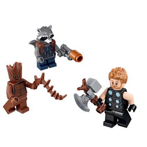 LEGO Marvel Avengers 76102 Thor's Weapon Quest