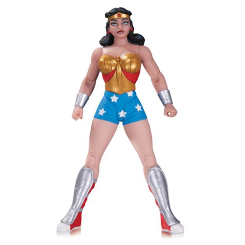 DC Comics Designer Series Wonder Woman by Darwyn Cooke Action Figure