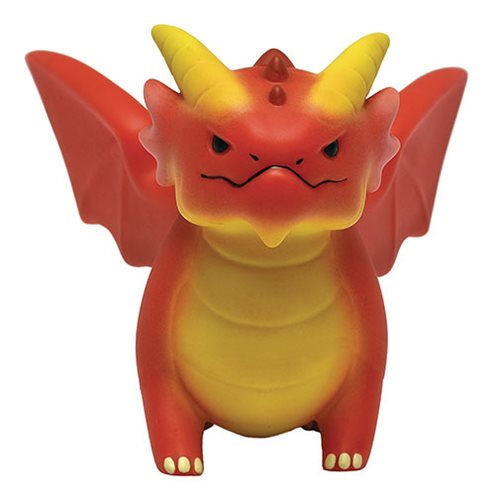 Dungeons and Dragons Red Dragon Figurine of Adorable Power Vinyl Figure