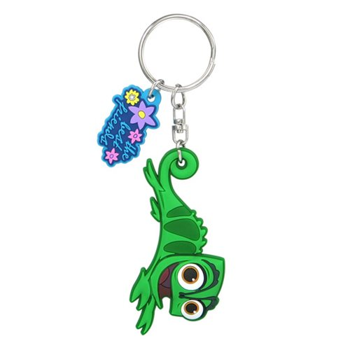 Tangled Pascal Soft Touch PVC Key Chain
