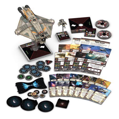 Star Wars: X-Wing Game Ghost Expansion Pack
