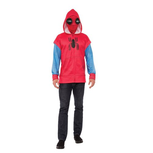 Spider-Man: Homecoming Sweats Hooded Costume