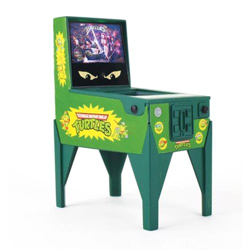 Boardwalk Arcade Teenage Mutant Ninja Turtles Pinball
