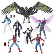 Amazing Spider-Man Marvel Legends Figures Wave 8 Case