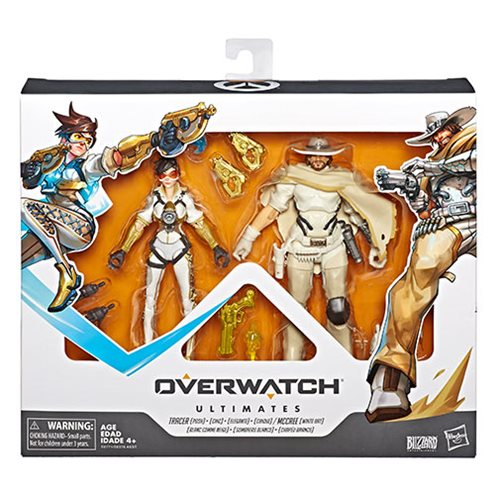 Overwatch Ultimates Action Figure Dual Packs Wave 2 Case