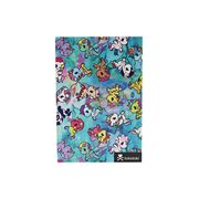 Tokidoki Watercolor Paradise Notebook