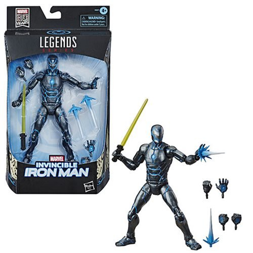 Marvel Legends Stealth Suit Invincible Iron Man 6-Inch Action Figure - Exclusive