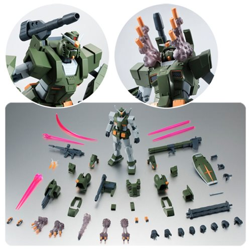 Mobil Suit Gundam FA-78-1 Full Armor Version A.N.I.M.E. Robot Spirts Action Figure