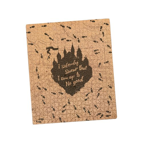Harry Potter Marauder's Map 550-Piece Jigsaw Puzzle