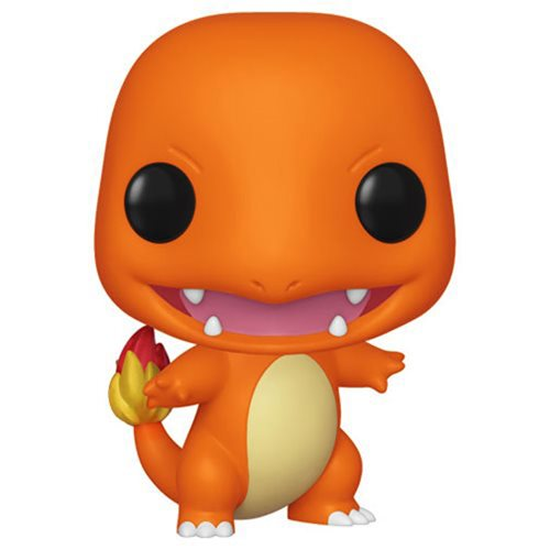 Pokemon Charmander Pop! Vinyl Figure #455, Not Mint