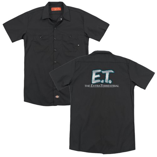 E.T. Logo Work Shirt