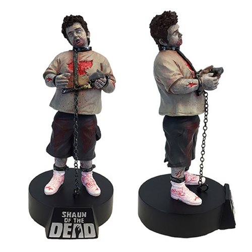 Shaun of the Dead Zombie Ed Premium Motion Statue