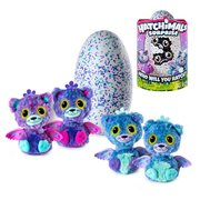 Hatchimals Surprise Purple and Teal Electronic Plush