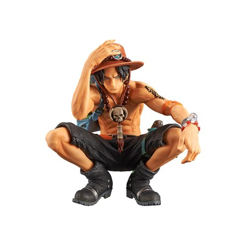 One Piece King Of Artist Portgas. D. Ace Special Ver.A Statue