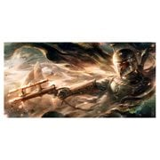 Star Wars Ghost In The Wind by Raymond Swanland Small Canvas Giclee Art Print