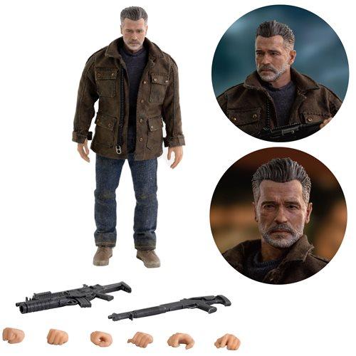 Terminator: Dark Fate T-800 1:12 Scale Action Figure