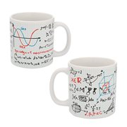 Mathematical 20 oz. Ceramic Mug