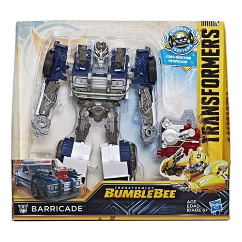 Transformers Bumblebee Movie Energon Igniters Nitro Wave 1 Revision 1 Set