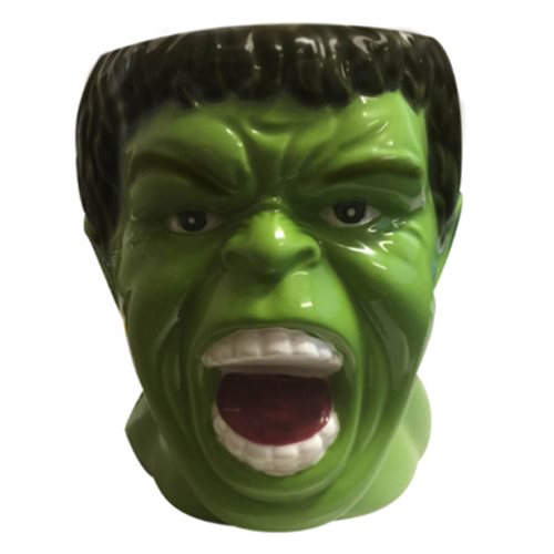 Avengers: Age of Ultron Hulk Molded Mug