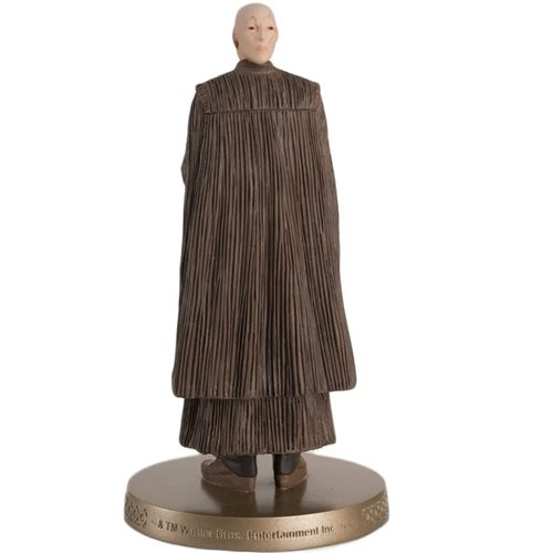 Harry Potter Wizarding World Collection Professor Quirrell Figure with Collector Magazine