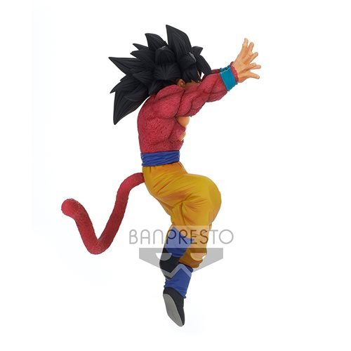 Dragon Ball GT Son Goku FES!! Vol. 15 Super Saiyan 4 Son Goku Statue