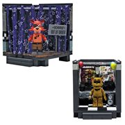 FNAF Pirate Cove and Office Small Construction Set Case