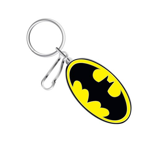 Batman Shattered Key Chain
