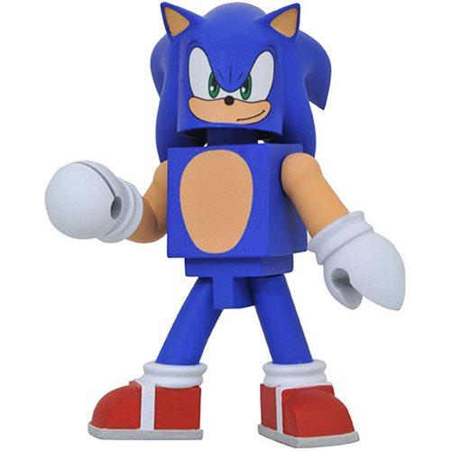 Sonic The Hedgehog Vinimates Sonic Figure Entertainment