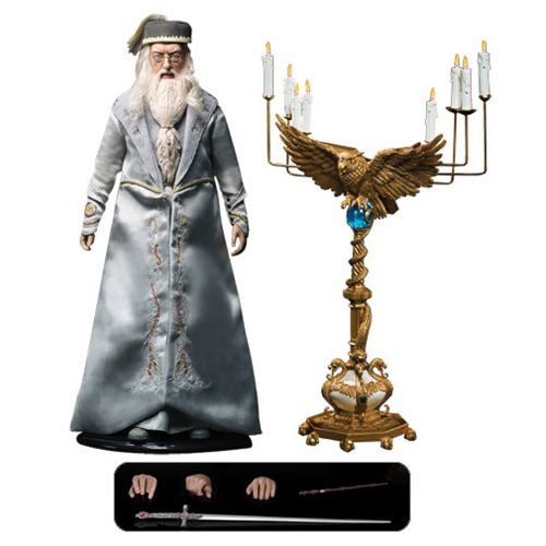 Harry Potter Order of the Phoenix Albus Dumbledore 1:6 Scale Action Figure
