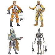 Star Wars The Black Series Archive 6-Inch Action Figures Wave 1 Set