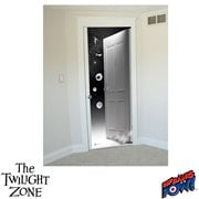 The Twilight Zone Doorway to The Twilight Zone Door Decal