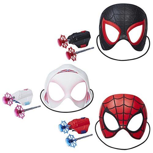 Spider Man Into The Spider Verse Mission Gear Wave 1 Set