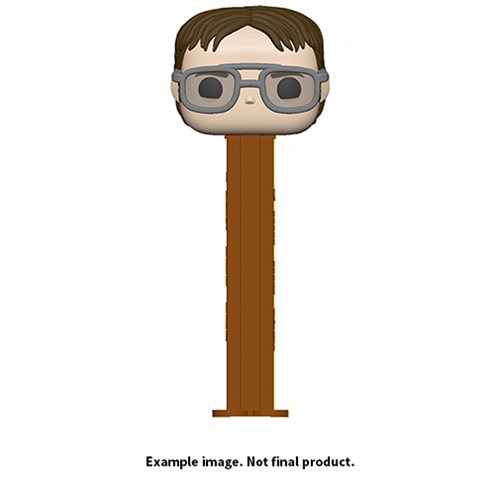 The Office Dwight Shrute Pop! Pez