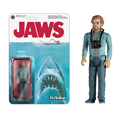 Jaws Matt Hooper ReAction 3 3/4-Inch Retro Action Figure