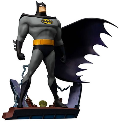 Batman: The Animated Series Open Sequence Ver. ARTFX+ Statue