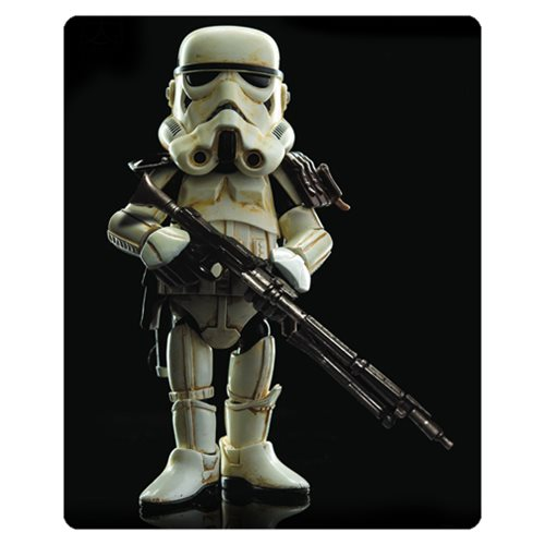 Star Wars Sandtrooper Corporal Hybrid Metal Figuration Die-Cast Metal Action Figure
