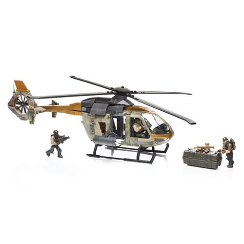 Mega Construx Call of Duty Urban Assault Copter Playset