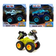 Hot Wheels Monster Trucks 1:43 Scale Bash Ups Mix 4 Case