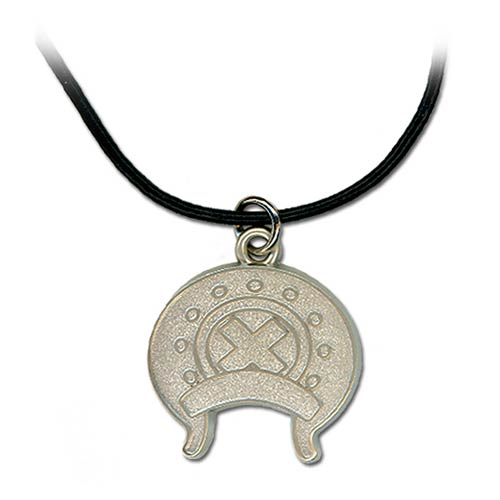 One Piece Choppers Hat New World Necklace