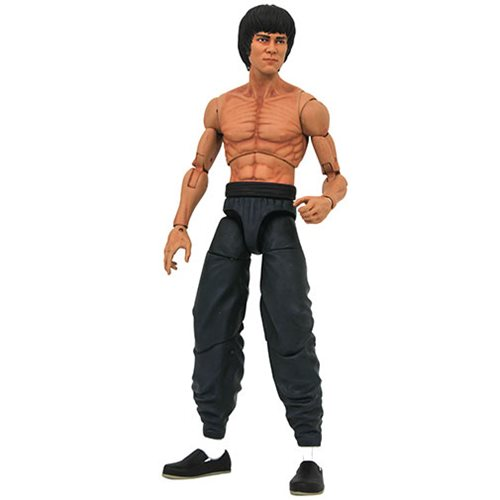 Bruce Lee Select Series 2 Action Figure