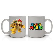 Super Mario Bros. Bowser Ceramic Mug