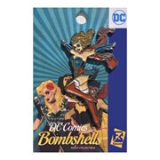 DC Bombshells Supergirl Flying Pin