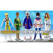 Robotech Series 2 Poseable Action Figures Set