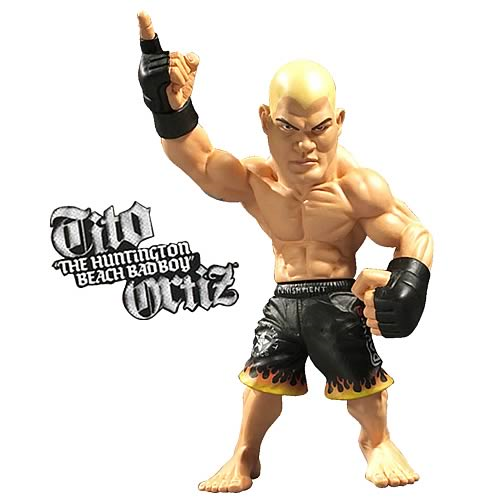 World of MMA Champions Wave 1 Tito Ortiz Action Figure