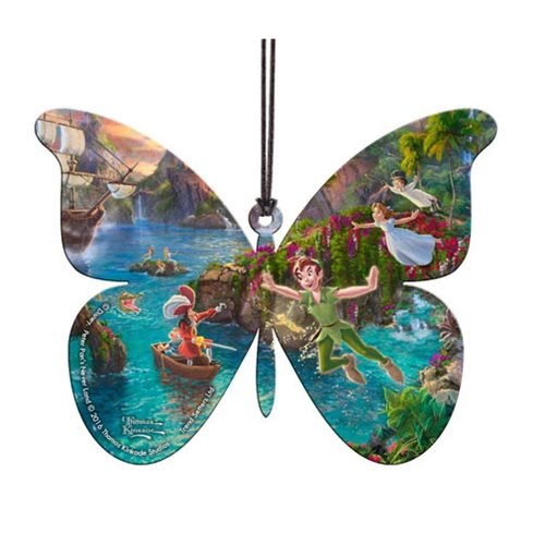 Disney Peter Pan Neverland Hanging Acrylic Print
