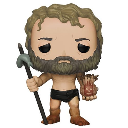 Cast Away Chuck with Wilson Pop! Vinyl Figure