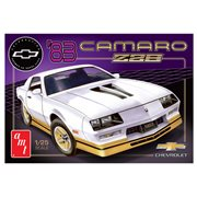 1983 Chevy Camaro Z-28 1:25 Scale Model Kit